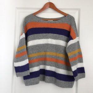 Multi-Color Sweater